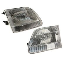 Ford F-150 Lariat  XLT Set of 2 Headlight Assembly Front VAIP - Vision Lighting
