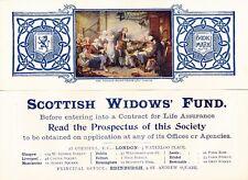 Scottish Widows Fund: The Village Bride-Groom after Greuze (Bookmark, c1920)