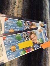 2* Tickets 1.Reihe Sascha Grammel Frankfurt/Oder 28.02.2018