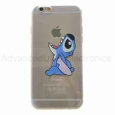 Slim Disney Cartoon Protective Back Soft Case Cover For iphone 5 5S SE 6S 7 Plus