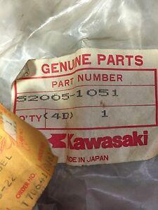 KAWASAKI OEM NLA NOS FUEL GAUGE 1983 EX305 GPz305 52005-1051