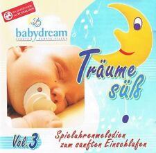 Babydream (Rossmann) 03-Träume süß-Spieluhrenmelodien zum Einschlafen (19.. [CD]