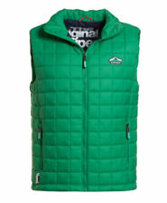 Abrigos y chaquetas de hombre verde Superdry