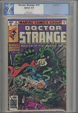 Doctor Strange #35 PGX 9.9 Mint PGX Death at Dwellers Command: Price Drop