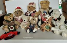 Boyds Bears - Plush -  Lot Of 11 Different Creatures With Tags