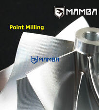 Turbo Billet Compressor Wheel For Schwitzer S400 (78/112) 6+6 Point milling