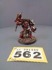 Warhammer Caos Forge World Khorne mundo caprichosos Terminator Lord zhufor 562