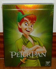 PETER PAN CLASICO DISNEY Nº 14 DVD NUEVO SLIPCOVER PRECINTADO (SIN ABRIR) R2
