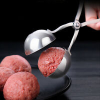 HD_ Home Kitchen Meatball Maker Meat Fish Rice Ball Scoop Mold Gadgets Meat Tool