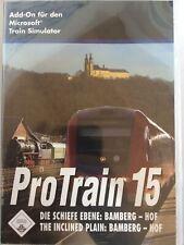 """ProTrain Vol. 15 - Bamberg - Hof: Die """"Schiefe Ebene"""""""