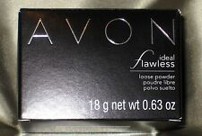 Avon Ideal Flawless Loose Powder Face Powder Light (S02) Nib