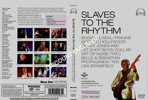 Trevor Horn Slaves To The Rhythm DVD NEW ITEM