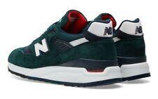 New Balance 998 Age of Exploration M998CHI Made in USA - SIZE 8.5  - Green White