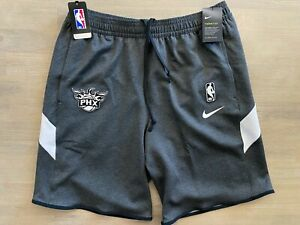 Nike NBA Phoenix Suns Therma Flex Showtime Shorts AV1095 032 Size LT Team Issued