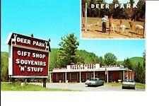 Ulysses, PA  Black Forest Trading Post & Deer Park @ 1970