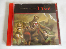 CD THROWING COPPER LIVE 1994 RADIOACTIVE RECORDS