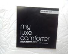 Department Store My Luxe Comforter Full / Queen Lightweight