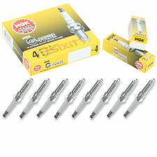 NGK G-POWER SPARK PLUGS SET FOR CHEVROLET CAMARO LS1 5.7L AND LS3 L99 6.2L V8