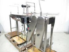 Conveyor S/S Stainless Steel Conveyor Table Top 13IN WIDTH (Used Tested)
