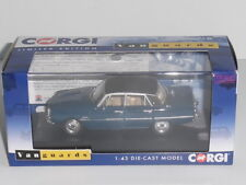 "Vanguards VA06520  ""ROVER P6 3500S""  IN SCARAB BLUE, (RHD) LTD-1000. NEW"