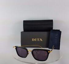 221d20433e84 Brand New Authentic Dita Sunglasses Stateside DRX-2066-A-T-BLK-GLD 48mm