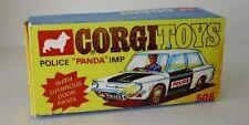 Repro Box Corgi Nr.506 Police Panda Imp
