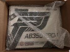 ASRock AB350 Pro4 AM4 AMD Promontory B350 Motherboard