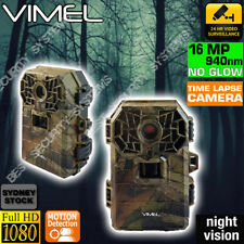 Trail Camera Black Flash Game Wild Life Scout Outdoor Waterproof Home Security