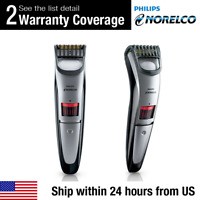 Philips Norelco Beard trimmer Adjustable Length Series 3500 3000 QT4014/4018