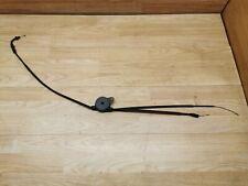 Aprilia RS125 Throttle/ Choke/ Oil Cable Assembly with Splitter Box