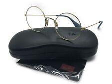 5450398966a Gold Top Quality Ray Ban Eyeglasses RB 6392 JA-JO 2500 50 20 145 Demo