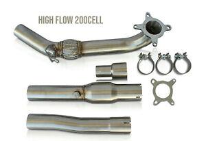 Volkswagen 200 CELL CAT MK6 Golf R / Audi TTS / 8P S3 Downpipe MK6R High flow