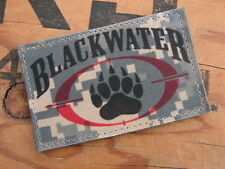 SNAKE PATCH US ..:: BLACKWATER ::.. ACU DIGITAL - CIRAS CARRIER IOTV MICH