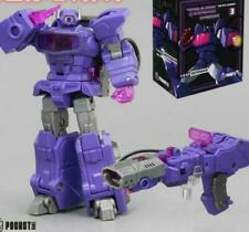 New Transformers PocketToys PT03 Shockwave Mini Scale in stock MISB