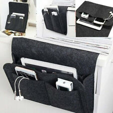1PC Hanging Bedside Sundries Storage Bag Home Sofa Pockets Organizer