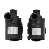 800L / H 5M Dc Solar Bürstenloser Motor Wasserzirkulation Wasserpumpe Tauch L6S3
