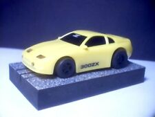 TYCO EXP NISSAN 300-ZX  2.8 Ohm WIDE CHASSIS - SUPER FAST TYCO!  y