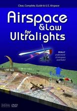DVD Airspace & Law for Ultralights - for PAragliding PPG paramotor HG pilots