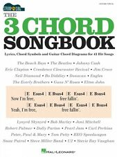 The 3 Chord Songbook Sheet Music Strum and Sing Series Strum and Sing 000211634
