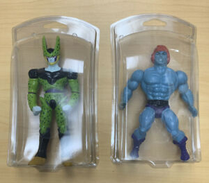 """Protective Plastic Curved Clamshell Case Made for 6"""" Action Figures (1X Case)"""