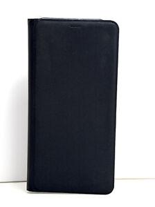 Samsung Original Folio Wallet Cover Case for Galaxy A7 Grey Black