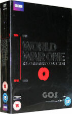 World War One The First Great Centenary Collection DVD 9-Disc Box Set New