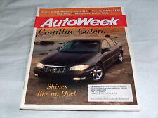 autoweek 1995 Car Truck RIVISTA DODGE CADILLAC CATERA TOYOTA ACURA SLX BMW 318t