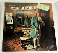 Walter Carlos: Switched-On Bach [VG+ Copy]