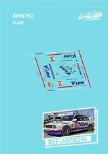 CALCAS BMW M3 VLANE