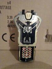 Power rangers super megaforce phone morpher with key avec clé silver rare