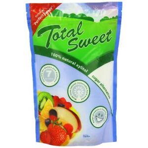 Total Sweet Xylitol Natural Sugar Alternative 1000g