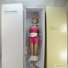 "TONNER 22"" AMERICAN MODEL GLAMOUR BASIC TOO DOLL SET-WIGGED- STUNNING FACE!"