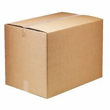 "10 X Large Removal Packing Carboard Boxes 24x18x18"" SW"