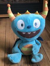 Disney Henry Hugglemonster Cobby Just Play Blue Plush Disney Junior Stuffed Toy